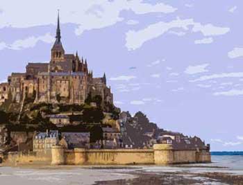 tour Mont Saint Michel  capodanno