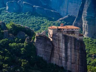 Tour Grecia e Meteore