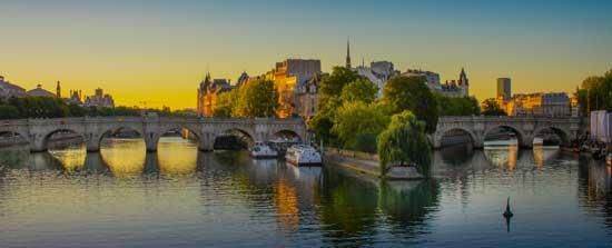 tour parigi normandia e bretagna