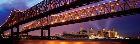 tour a new Orleans