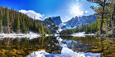 viaggio organizzato alle Rockies