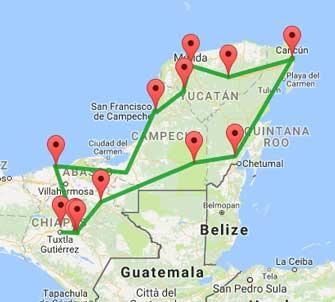 mappa-tour-chiapas-yucatan