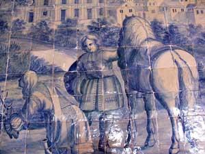 Palacio Nacional de Sintra - Portogallo