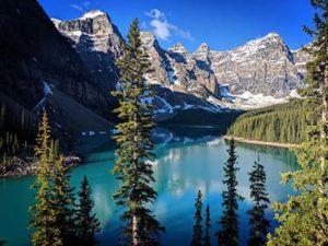 tour parchi canada ovest