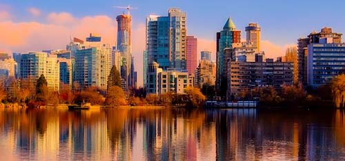 tour canada ovest - vancouver