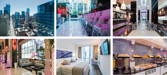 hotel riu plaza - new york