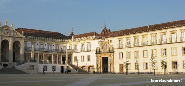 viaggio in Portogallo - Coimbra