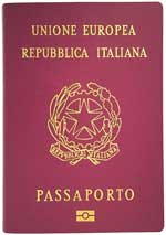 documento ingresso Stati Uniti