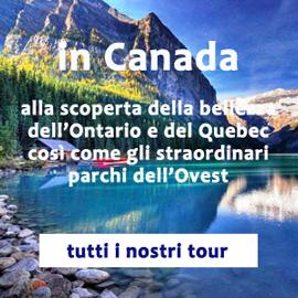 tour organizzati canada