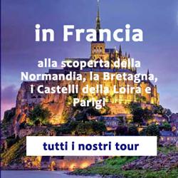 tour organizzati francia