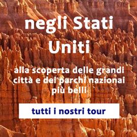 tour organizzati stati uniti