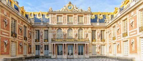 Versailles - capodanno tour parigi e francia