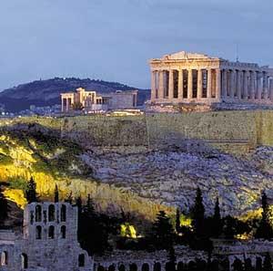tour della grecia a capodanno