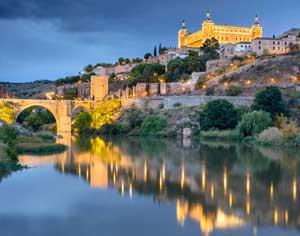 capodanno Madrid e andalusia