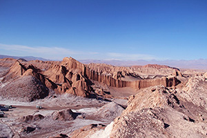 tour del Cile