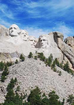 viaggio organizzato Mount Rushmore