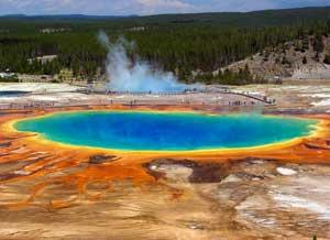 tour organizzato Yellowstone e Mount Rushmore