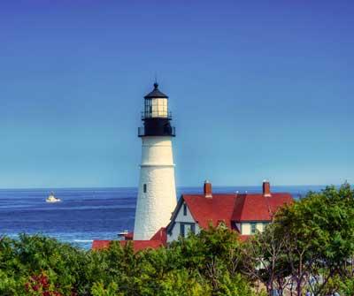 New England - Portland