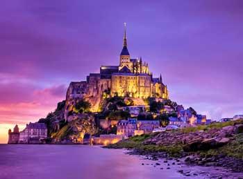 tour parigi mont st michel e loira capodanno