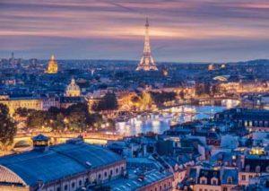 Tour Normandia, Bretagna, Loira e Parigi