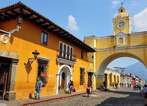 Tour operator specializzato Guatemala
