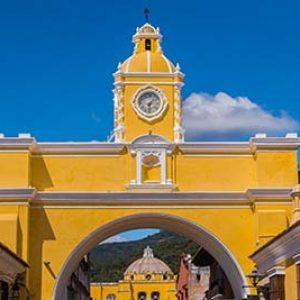 tour Guatemala e Antigua