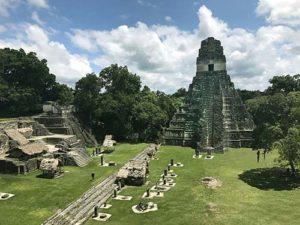 tour Guatemala e Tikal