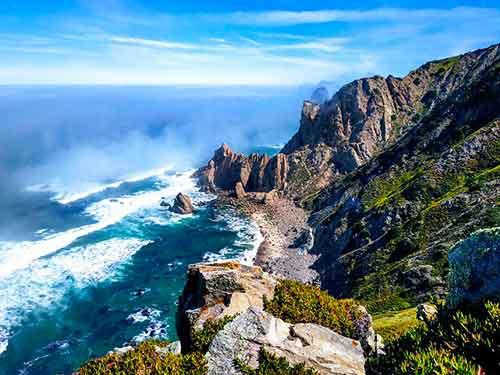 Cammino portoghese della costa