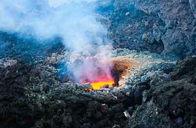 viaggio organizzato Etna