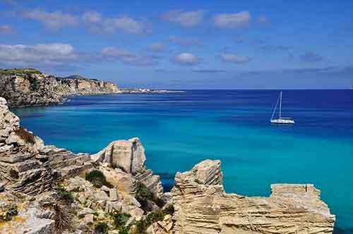 Tour Sicilia e isole Egadi (Favignana)