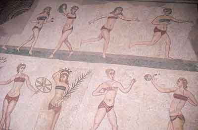 Sicilia, mosaici