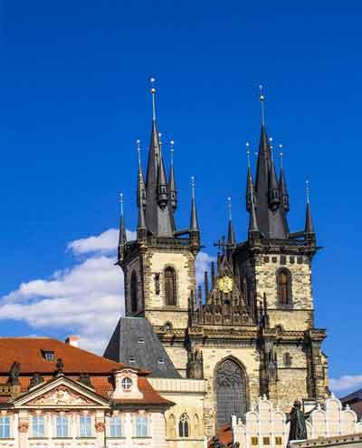 tour Vienna Praga Budapest e Bratislava