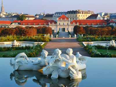 tour Vienna Praga e Budapest
