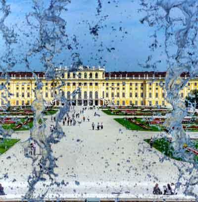 Tour Vienna Praga Budapest