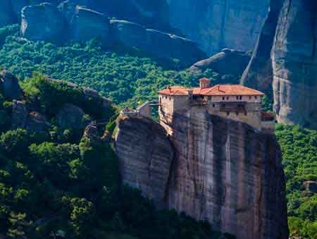 tour della Grecia