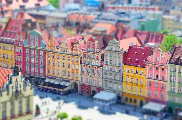 tour organizzare in Polonia