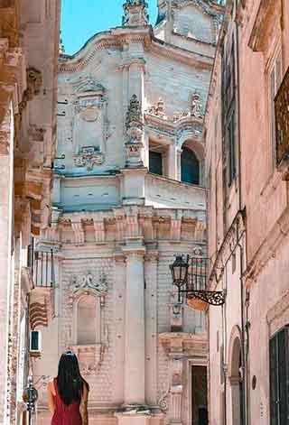 viaggio organizzato Lecce