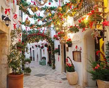 Tour Puglia 5 giorni capodanno