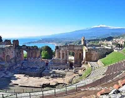 Mini Tour Sicilia Orientale capodanno