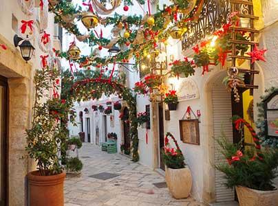 mini tour Puglia capodanno