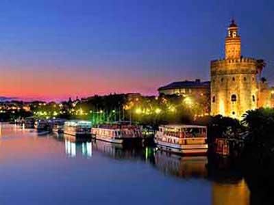 Tour Andalusia da Siviglia