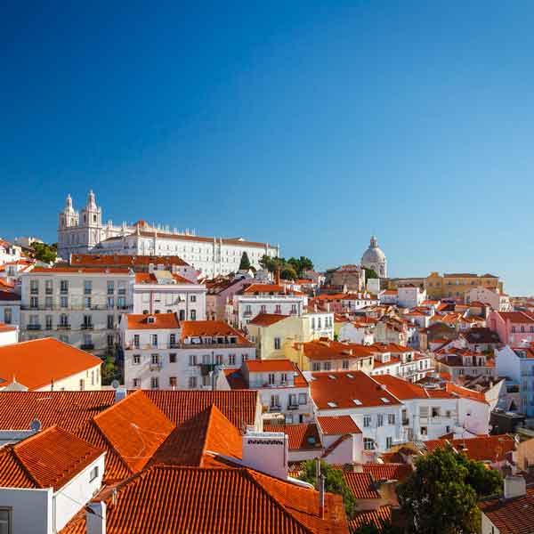 tour Lisbona Capodanno