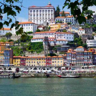 Tour Portogallo e Santiago de Compostela
