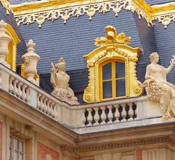 visita della Reggia di Versailles