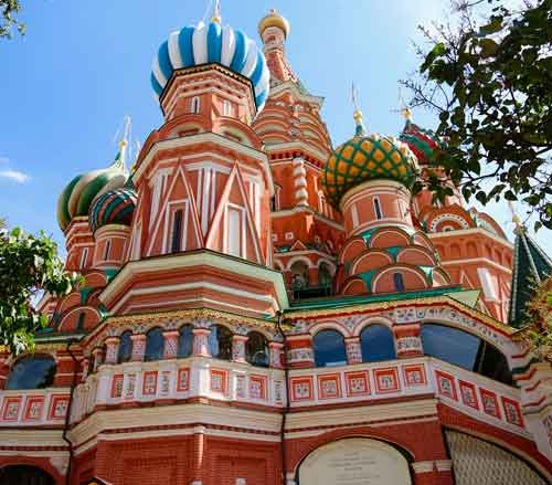 tour Mosca in 4 giorni