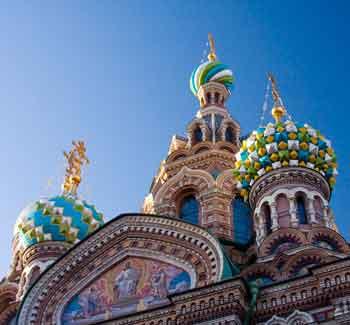tour organizzati Russia