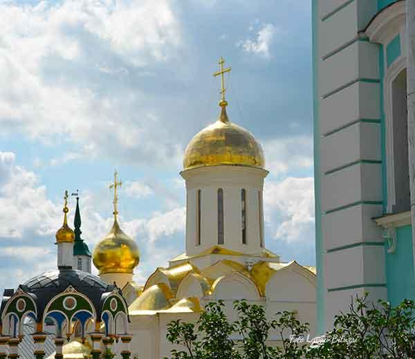 tour Mosca e Anello d'Oro
