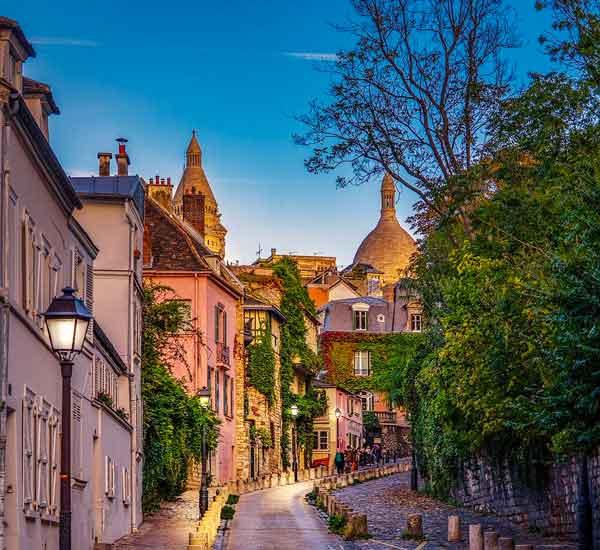 tour Tesori della Francia