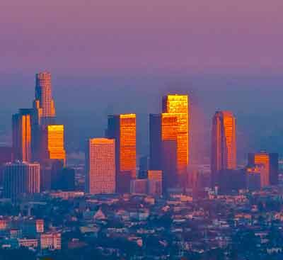 tour california e parchi Usa