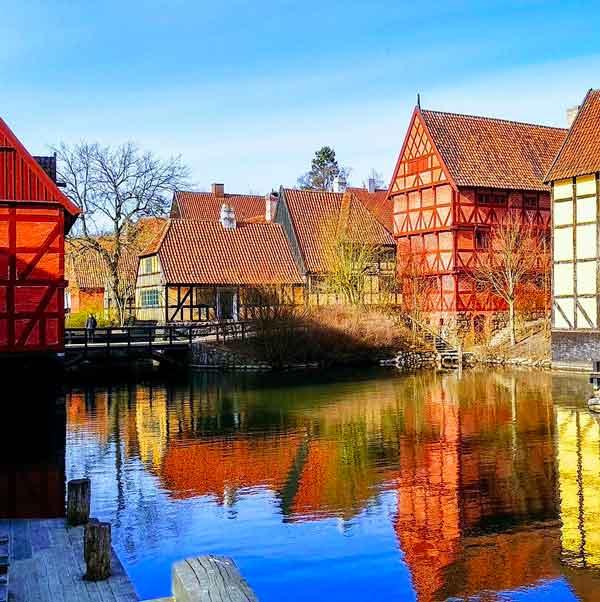 tour della Danimarca